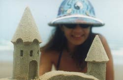 sandy feet - professtional sand sculptor and innkeeper